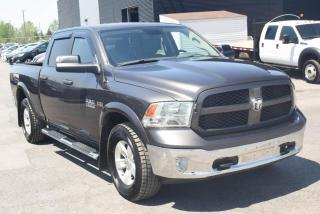 Used 2015 RAM 1500 OUTDOORSMAN 4X4 CREW for sale in St-Hubert, QC