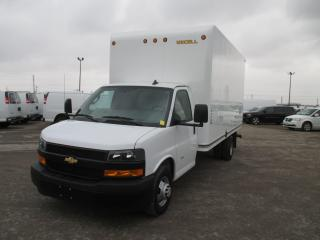 Used 2019 Chevrolet Express 3500.16 FT.UNICELL BODY for sale in London, ON