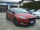 Photo of Burgundy 2016 Ford Focus