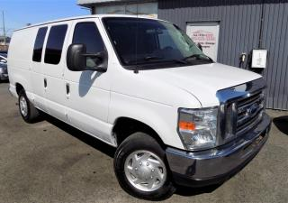 Used 2011 Ford Econoline ***E-150,BAS KILO,A/C,AUCUN ACCIDENT** for sale in Longueuil, QC