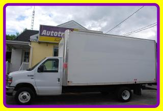 Used 2016 Ford E-450 16' Cube with RAMP for sale in Woodbridge, ON