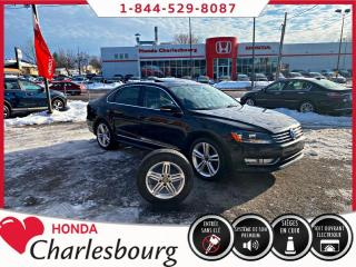 Used 2012 Volkswagen Passat HIGHLINE 2.5L **8 MAGS 8 PNEUS** for sale in Charlesbourg, QC
