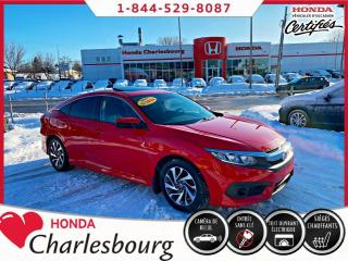 Used 2017 Honda Civic EX 2.0L **TOIT OUVRANT** for sale in Charlesbourg, QC