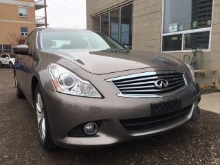 Used 2012 Infiniti G25X for sale in Waterloo, ON