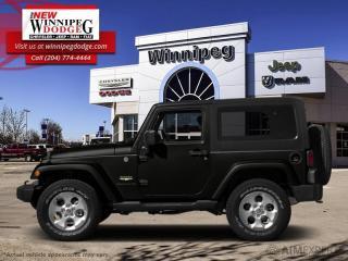Used 2015 Jeep Wrangler SPORT for sale in Winnipeg, MB