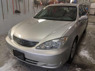 Used 2006 Toyota Camry LE for sale in Newmarket, ON