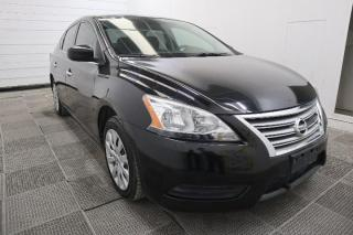 Used 2013 Nissan Sentra SV for sale in Winnipeg, MB