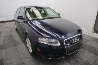Used 2008 Audi A4 2.0T SE for sale in Winnipeg, MB