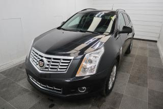 Used 2014 Cadillac SRX for sale in Winnipeg, MB