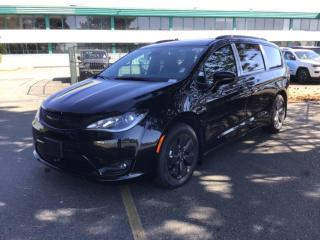 New 2020 Chrysler Pacifica Hybrid Limited for sale in Richmond, BC