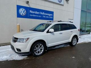 Used 2016 Dodge Journey R/T AWD - LEATHER / HEATED SEATS for sale in Edmonton, AB