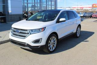 Used 2018 Ford Edge Titanium 4dr AWD Sport Utility for sale in Peace River, AB