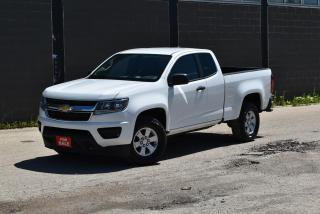 Used 2017 Chevrolet Colorado 4WD WT for sale in Winnipeg, MB