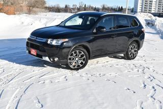 Used 2015 Mitsubishi Outlander GT for sale in Winnipeg, MB