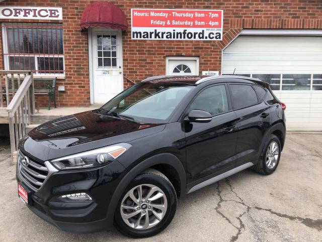 2017 Hyundai Tucson Premium 2.0 AWD Alloys BT Back Up Cam Htd Seats