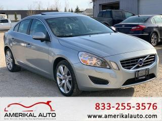 Used 2012 Volvo S60 T5 LEVEL II for sale in Winnipeg, MB