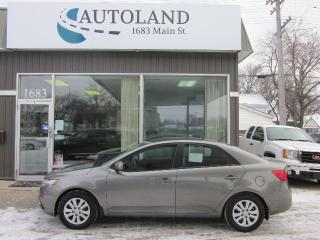 Used 2013 Kia Forte LX Plus for sale in Winnipeg, MB