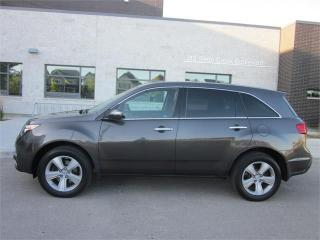 Used 2011 Acura MDX for sale in Winnipeg, MB