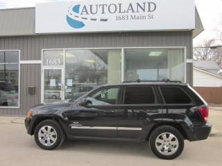 Used 2010 Jeep Grand Cherokee North for sale in Winnipeg, MB