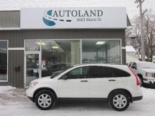 Used 2011 Honda CR-V LX for sale in Winnipeg, MB