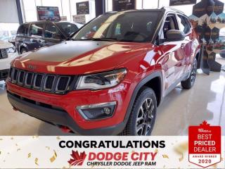 New 2020 Jeep Compass Trailhawk   4x4 for sale in Saskatoon, SK