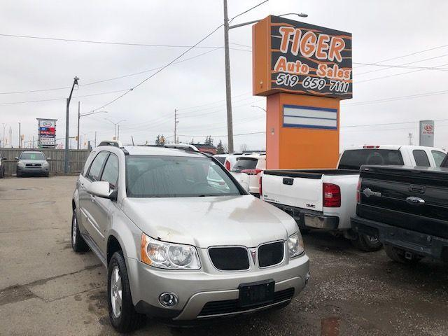 2008 Pontiac Torrent **ONLY 175KMS**GREAT SHAPE**WELL MAINTAINED**AS IS