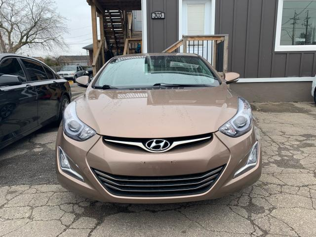 2015 Hyundai Elantra **LIMITED**BLUETOOTH**SATELLITE**NAV**PUSH START**