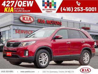 Used 2013 Kia Sorento LX AWD | Bluetooth | Cruise | Heated Seat for sale in Etobicoke, ON