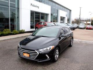 Used 2017 Hyundai Elantra GL - AUTO!! BACK UP CAMERA! for sale in Pickering, ON