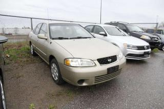 Used 2001 Nissan Sentra GXE for sale in Pickering, ON