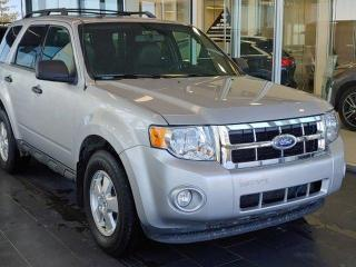 Used 2011 Ford Escape XLT V6. LEATHER, HEATED SEATS, 4WD, ACCIDENT FREE for sale in Edmonton, AB
