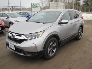 Used 2018 Honda CR-V LX for sale in Thunder Bay, ON