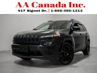 Used 2016 Jeep Cherokee Altitude for sale in Toronto, ON