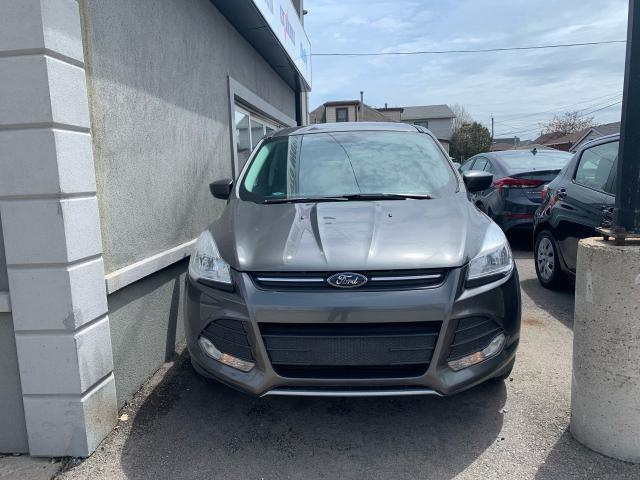 2016 Ford Escape **SE ECOBOOST**BLUETOOTH**HEATED SEATS**SATELLITE**REARVIEW CAMERA**