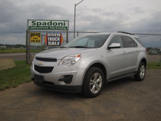 Used 2014 Chevrolet Equinox LT for sale in Thunder Bay, ON