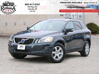 Used 2010 Volvo XC60 T6_PANO ROOF/BLIND SPOT SENSORS/LEATHER/BLUETOOTH for sale in Oakville, ON