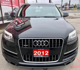 Used 2012 Audi Q7 3.0 QUATTRO-ALL CREDIT ACCEPTED for sale in Scarborough, ON