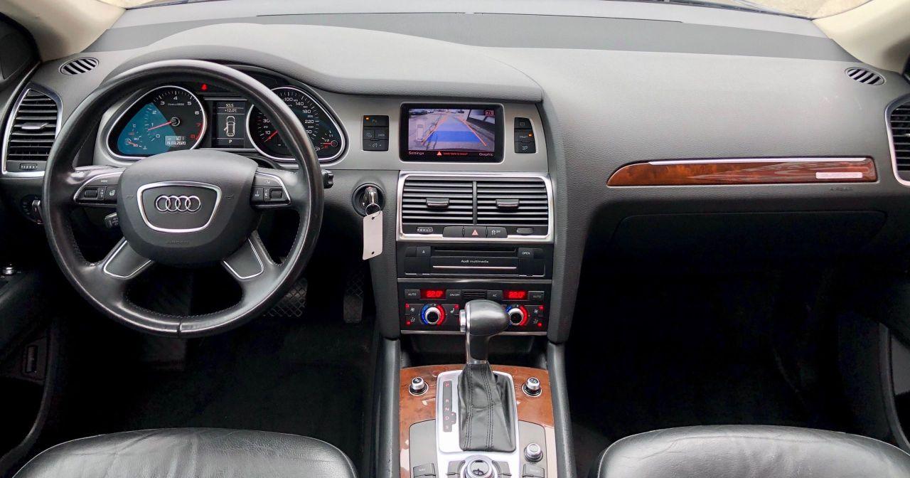 2012 Audi Q7