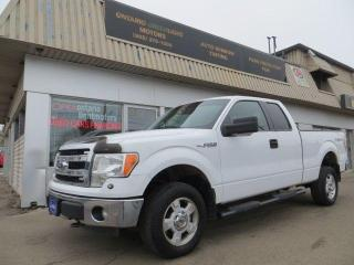 Used 2014 Ford F-150 XLT,4X4,8CYL,5L, SUPER CAB,6 PASSENGERS for sale in Mississauga, ON