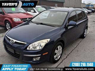 Used 2011 Hyundai Elantra Touring SE for sale in Hamilton, ON
