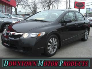 Used 2010 Honda Civic EX-L for sale in London, ON