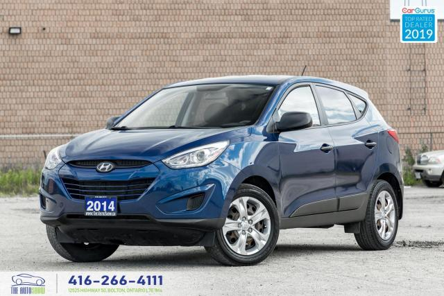 2014 Hyundai Tucson GL|AWD|HTD Seats|Bluetooth|Alloys