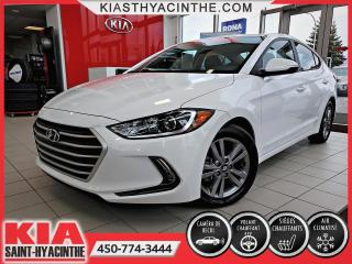 Used 2018 Hyundai Elantra ** EN ATTENTE D'APPROBATION ** for sale in St-Hyacinthe, QC