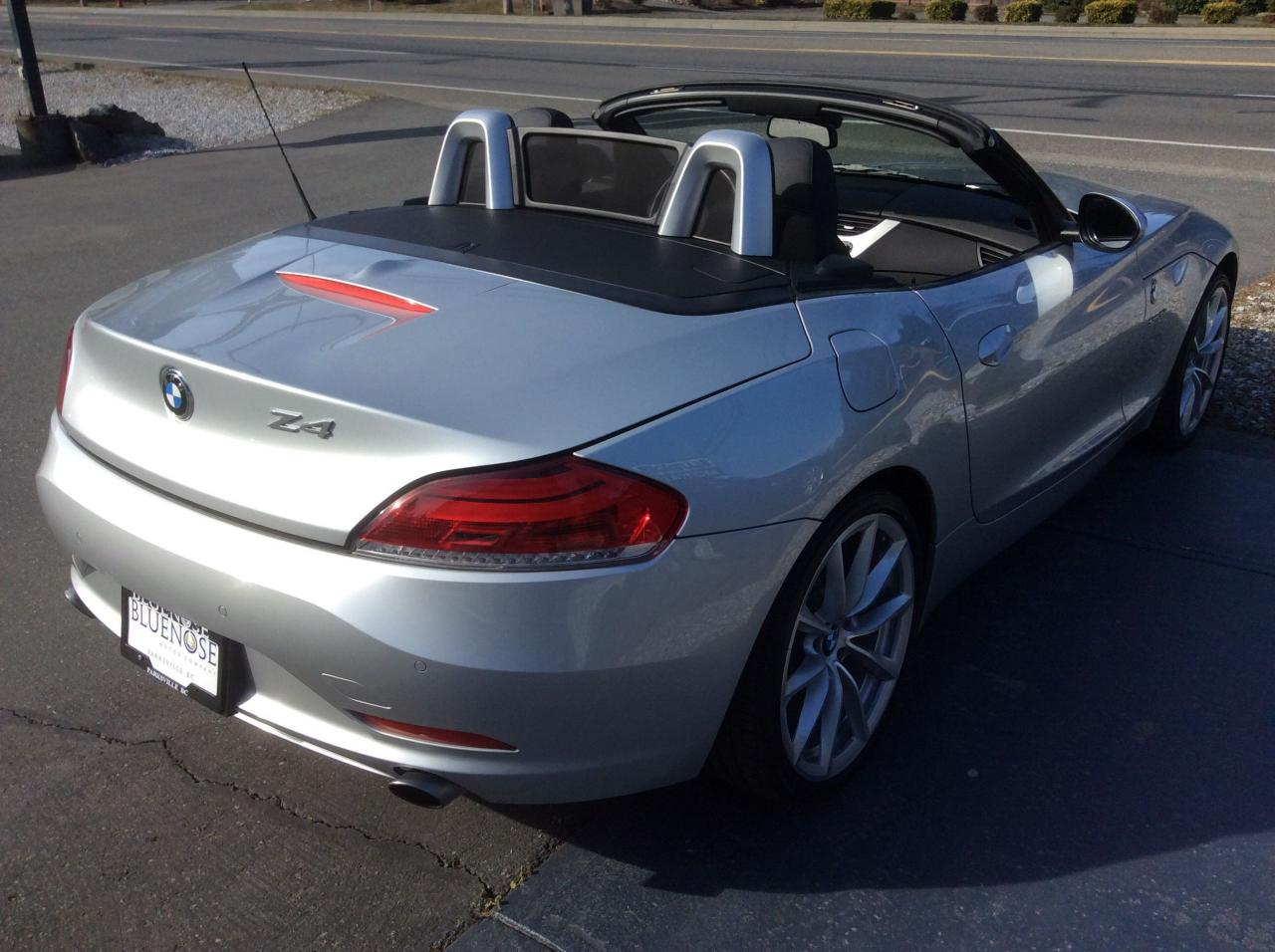2011 BMW Z4