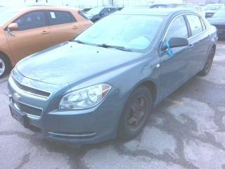 Used 2008 Chevrolet Malibu LS|Power Windows|Power Locks|AS-IS|Keyless Entry for sale in Bolton, ON