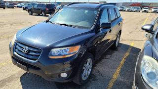 Used 2011 Hyundai Santa Fe GL Sport|Sunroof|Heated Seats|Bluetooth|Alloys for sale in Bolton, ON