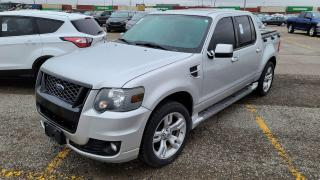Used 2009 Ford Explorer Sport Trac Adrenalin|Navi|Leather|AWD|Bluetooth|HTD Seats for sale in Bolton, ON