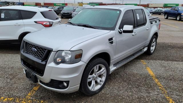 2009 Ford Explorer Sport Trac Adrenalin|Navi|Leather|AWD|Bluetooth|HTD Seats