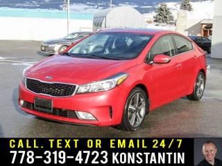 Used 2018 Kia Forte EX LUXURY for sale in Kelowna, BC