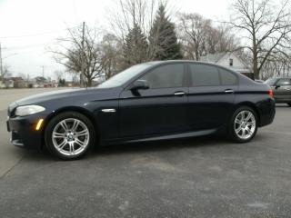 Used 2013 BMW 5 Series 528i xDrive for sale in Stoney Creek, ON